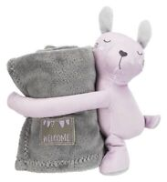 SALE New Trixie Luxury Cute Puppy / Small Junior Dog LILAC Blanket & Toy Set