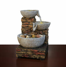 Relaxation Fountain Feng Shui Desktop Small Water Sound Indoor Table Waterfall