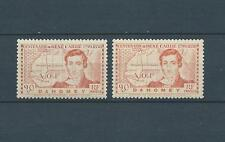 DAHOMEY - 1939 YT 110 2x - TIMBRES NEUFS** LUXE