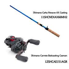 Pack Shimano Nexave + Caenan