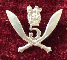 5th Gurkha Regiment Cap Badge