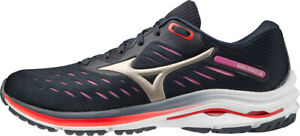 Mizuno Wave Rider 24 Womens Running Shoes - Navy