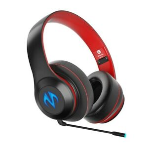 Wireless Gaming Headset with Mic PUBG Mobile Game PC Noise-Canceling Headphone