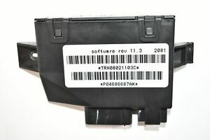 01-07 Chrysler Town & Country Liftgate Control Module 02 03 04 05 06 4686687AK