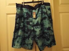 Big Men's 4X Swim Trunks NWT