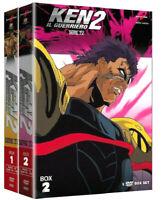 KEN IL GUERRIERO 2 LA SECONDA SERIE TV COMPLETA 2 BOX (10 DVD) Yamato Video