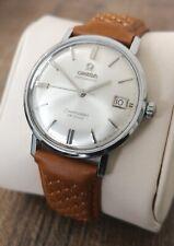 Omega Seamaster Deville Men's Vintage Watch 1965 Serviced + Warranty