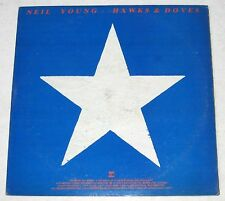 Philippines NEIL YOUNG Hawks & Doves LP Record