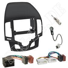 Autorradio 2-din enmarcar radio diafragma + cable del adaptador kit de integracion para Hyundai i30