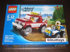 LEGO CITY 4437 Police Pursuit Lego 4437 New