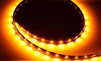 LED SMD Strip Leiste Leisten Selbstklebend Blau Orange Gelb Grün Streife 12V