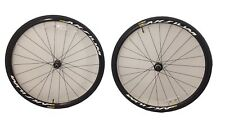 Mavic Aksium Road Bike Wheelset 700c Centrelock Disc Presta - Fitted