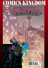 Deadpool #20 Reg Cvr VF/NM