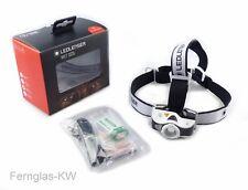 Ledlenser 500990 LED Kopflampe Stirnlampe MH7 Schwarz Weiß 600 Lumen mit Akku