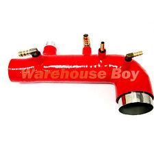 Inlet hose for SUBARU 02-07 WRX / STI / Forester Silicone hose Red