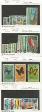 Tanzania, Postage Stamp, #5//57 Used, 1965-73 Fish, Butterfly, JFZ