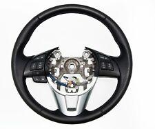 Lederlenkrad  Leder Lenkrad Mazda CX-5 cx5 2011-2016 NEU Beziehen ECHTES LEDER