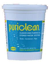 Purificación de sistema de almacenamiento de agua PuriClean 400g Motorhomes, caravanas barcos &