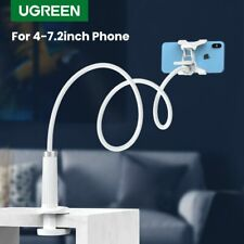 Ugreen 360° Rotatable Phone Holder Arm Lazy Mobile Phone Stand For 4-6.5'' Phone