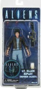 ALIENS Series 12 LT. ELLEN RIPLEY (Bomber Jacket) Action Figure