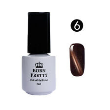5ml BORN PRETTY Magnetic 3D Cat Eye Soak Off UV LED Gel Nail Polish #6