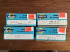LOT of ATHEARN HO train kits.  4 pieces. Unassembled. MINT. NOS.