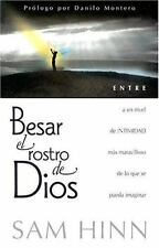 Besar El Rostro De Dios (Spanish Edition), Hinn, Sam, 088419910X, Book, Good