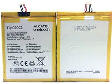 Genuine ALCATEL TLP020C2 Battery One Touch 6040D IDOL X Slate, 6040X