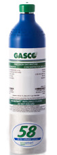 Gasco EcoSmart Honeywell BW Calibration Gas - CG-Q58-4 or 58ES-421