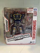 Transformers War for Cybertron Series Soundwave Battle 3-Pack