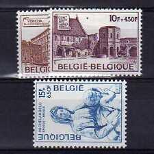BELGIQUE - BELGIUM n° 1753/1755 neuf sans charnière