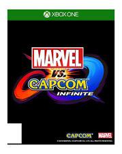 Marvel vs. Capcom: Infinite (Microsoft Xbox One, 2017)