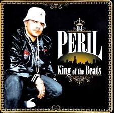 King Of The Beats by DJ Peril (CD) LIKE NEW!