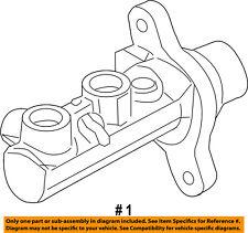 FORD OEM 11-12 Explorer-Brake Master Cylinder BB5Z2140A