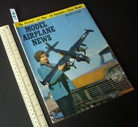 1957 June Vintage Model Airplane News USA Aeromodelling Hobby Magazine   (124)