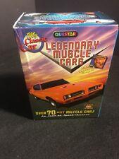 LEGENDARY MUSCLE CARS BOX SET 6 DISCS