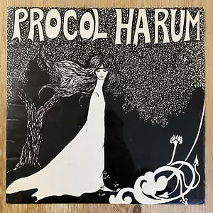 Procol Harum - Procol Harum - Original 1967 UK Mono
