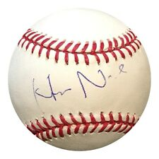 Hideo Nomo Los Angeles Signed Auto OMLB Baseball PSA DNA Japan