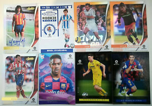 chronicles soccer 2019-20 la liga Auto Fabric rookie ticket absolute Pitch king