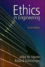 Ethics in Engineering by Mike Martin, Roland Schinzinger-9780071112932-G005