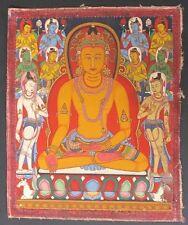 """Pintura """"Thangka"""" Newari del NEPAL"""