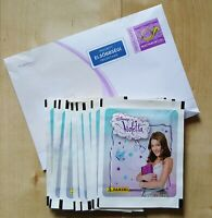 PANINI DISNEY VIOLETTA - 15 unopened package (75 stickers)