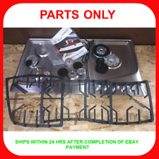 """Empava 36"""" Gas Stainless Steel Cooktop 5 Burners Built-in Stove (Parts Only) P11"""