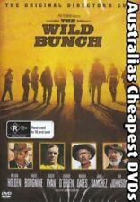 The Wild Bunch DVD NEW, FREE POSTAGE WITHIN AUSTRALIA REGION ALL