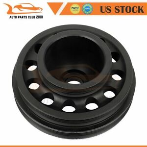 Fit For 1992-1995 Honda Civic EX 1.6L Crankshaft Pulley Harmonic Balancer