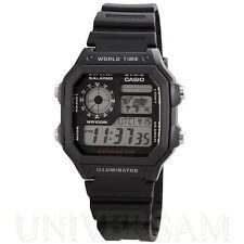 100 m (10 ATM) Armbanduhren mit Alarm und Matte