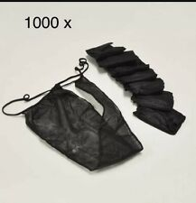 Black 100 X Disposable Spray Tan Protective Thongs G-string Underwear Wido