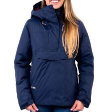 HOLDEN Women's SONYA Pullover Snow Jacket - INK - Size Small - NWT