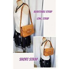 Vintage Gucci Ostrich Leather Shoulder Bag Purse Authentic 80s Rare VGC w/ box