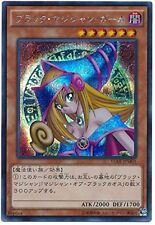 Yu-Gi-Oh Japan Japanese import 15AX-JPM01 Dark Magician Girl Secret Rare MINT